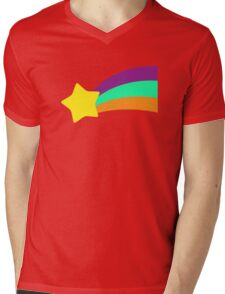 Shooting Star // Mabel Pines Mens V-Neck T-Shirt