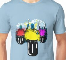 Blue Mutant Group Unisex T-Shirt