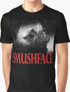 SMUSHFACE Graphic T-Shirt