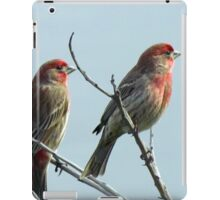 A Couple of Handsome Fellows iPad Case/Skin
