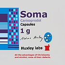 SOMA: the future drug by karlangas