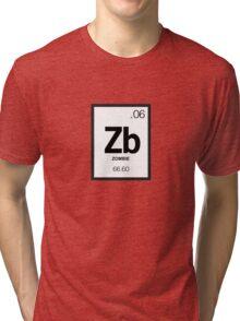 Periodic Zombie Tri-blend T-Shirt