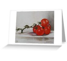 Tomatoes 1 Greeting Card