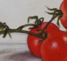 Tomatoes 1 Sticker