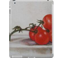 Tomatoes 1 iPad Case/Skin