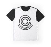 Capsule Corp. - Dragon Ball  Graphic T-Shirt