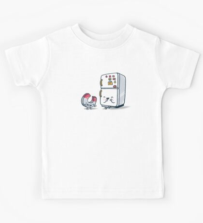 The force of attraction Kids Tee