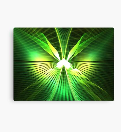 Ivy Butterfly Canvas Print