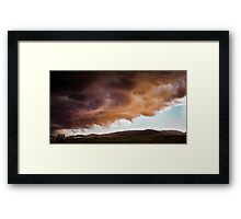 A Chance Shower *4 Framed Print