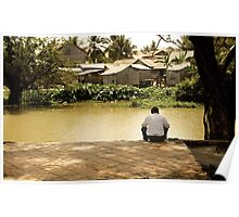 Cambodia: Contemplation Poster