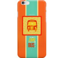 Sherlock: I'm Going to Jump in Front of That Bus! iPhone Case/Skin