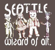 Wizard of Alt - Vintage by Paul Webster