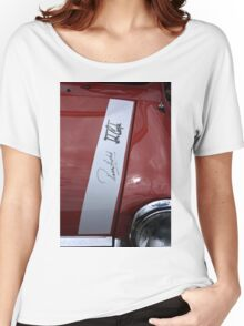 Signed Mini Cooper Women's Relaxed Fit T-Shirt