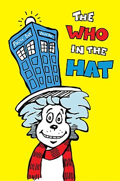 The Who in the Hat by Matt Mawson