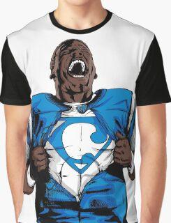 In Cam We Trust - Man of Steel Graphic T-Shirt
