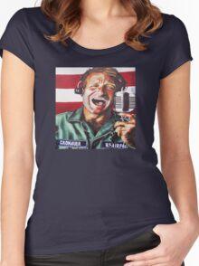 Good Morning Vietnam  Women's Fitted Scoop T-Shirt