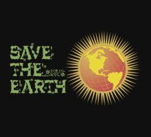 Save the Earth by d1bee