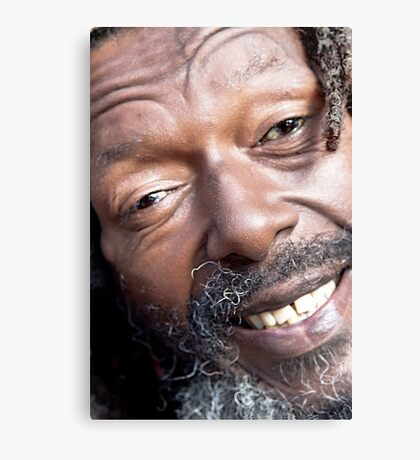 mr butch sauntered Canvas Print