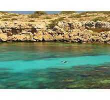 Coral Hunt Photographic Print