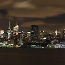 midtown manhattan by Kevin Koepke