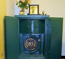 Actual Bank Vault From 1905 by Cynthia48