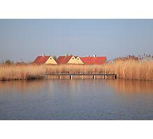 Fertő tó-Neusiedler See Photographic Print