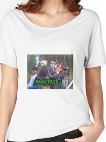 The Martrix 2 Women's Relaxed Fit T-Shirt
