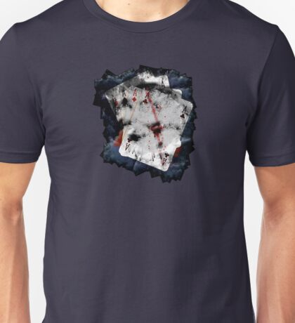 4 aces poker stuff Unisex T-Shirt