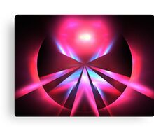 Magenta Jewel Canvas Print
