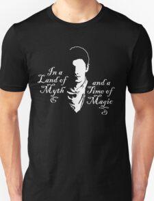 Merlin Myth - white T-Shirt