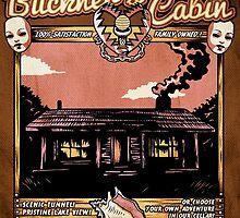 Buckner's Cabin by ninjaink