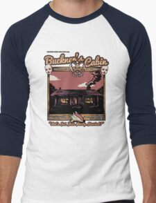 Buckner's Cabin Men's Baseball ¾ T-Shirt