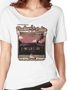 Buckner's Cabin Women's Relaxed Fit T-Shirt