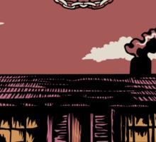 Buckner's Cabin Sticker