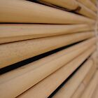 Bamboo blinds by AHakir
