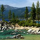 Sand Harbor, Lake Tahoe by Ross Campbell