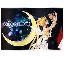 Moon Love Poster