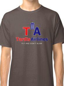 Tardis airlines Classic T-Shirt