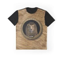 Lion - Mac OS X 10.7 Graphic T-Shirt