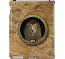 Lion - Mac OS X 10.7 iPad Case/Skin