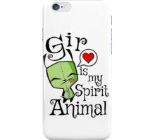 Gir is my Spirit Animal iPhone Case/Skin