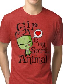 Gir is my Spirit Animal Tri-blend T-Shirt