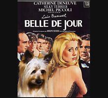 Silky Terrier Art - Belle de Jour Movie Poster Unisex T-Shirt