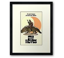 STAR WIZARDS Framed Print
