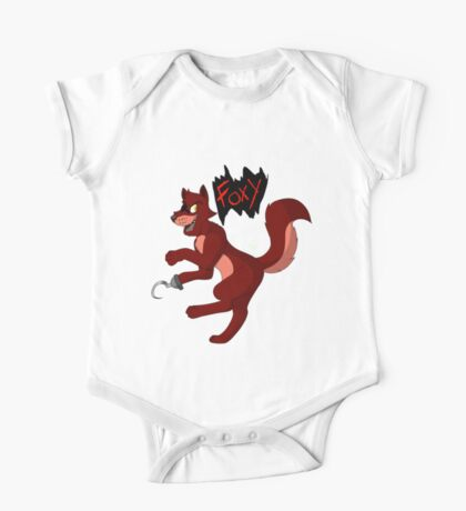 Five Nights at Freddy's - Foxy One Piece - Short Sleeve