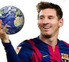 Messi - Out of this world by Jimzo998