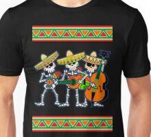 los músicos de los muertos Unisex T-Shirt