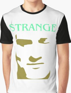 Morrissey Smiths Strange strangeways cartoon Graphic T-Shirt