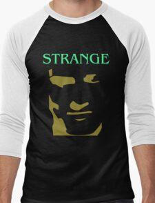 Morrissey Smiths Strange strangeways cartoon Men's Baseball ¾ T-Shirt
