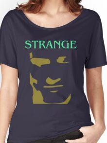 Morrissey Smiths Strange strangeways cartoon Women's Relaxed Fit T-Shirt